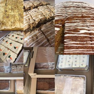 Tray Bakes - Assorted Themes and Flavours £20 Each